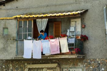 drying-clothes