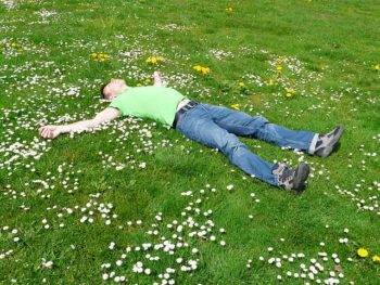 man-lie-down