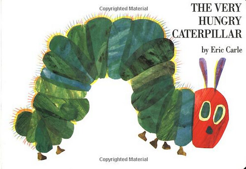 THE VERY HUNGRY CATARPILLAR