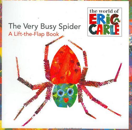 英語の絵本『The Very Busy Spider』の概要・感想・レビュー