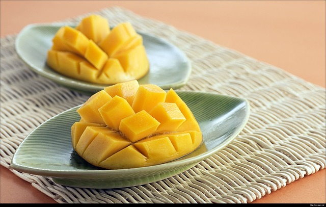 half-mango